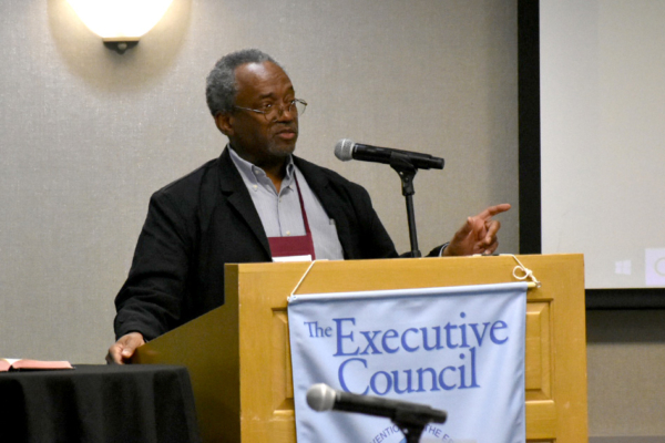 Presiding Bishop at Executive Council