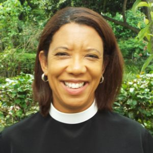The Rev. Kym Lucas