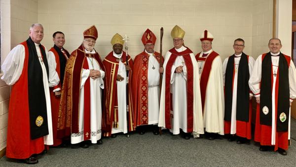 Western Kansas bishop