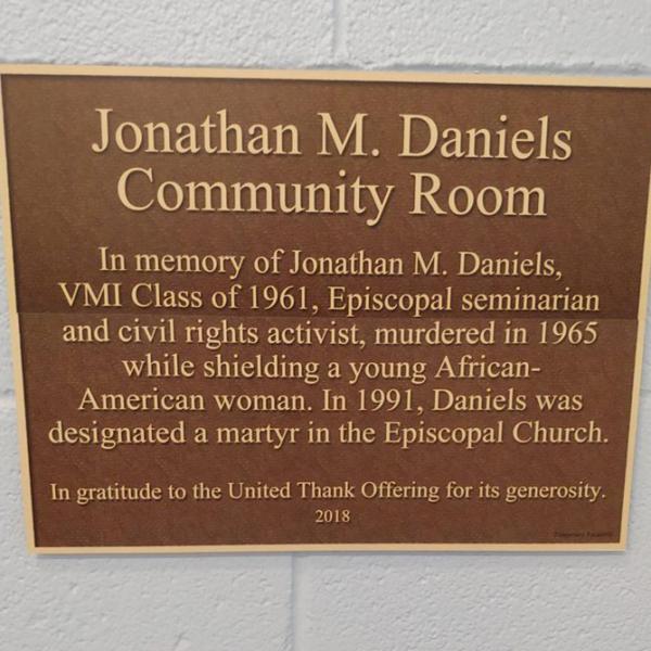 Johnathan M. Daniels Community Room