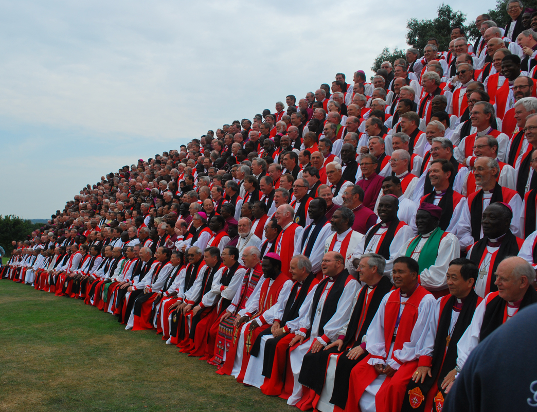 Same-sex spouses not invited to next year's Lambeth Conference of