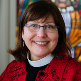 The Rev. Nina Ranadive Pooley