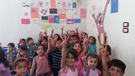 Wisdom House classroom
