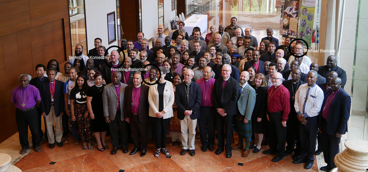 Anglican Consultative Council Digest: May 2 And 3