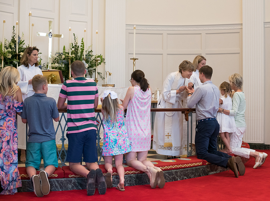 Episcopal News Service | St  Clement's Episcopal Church