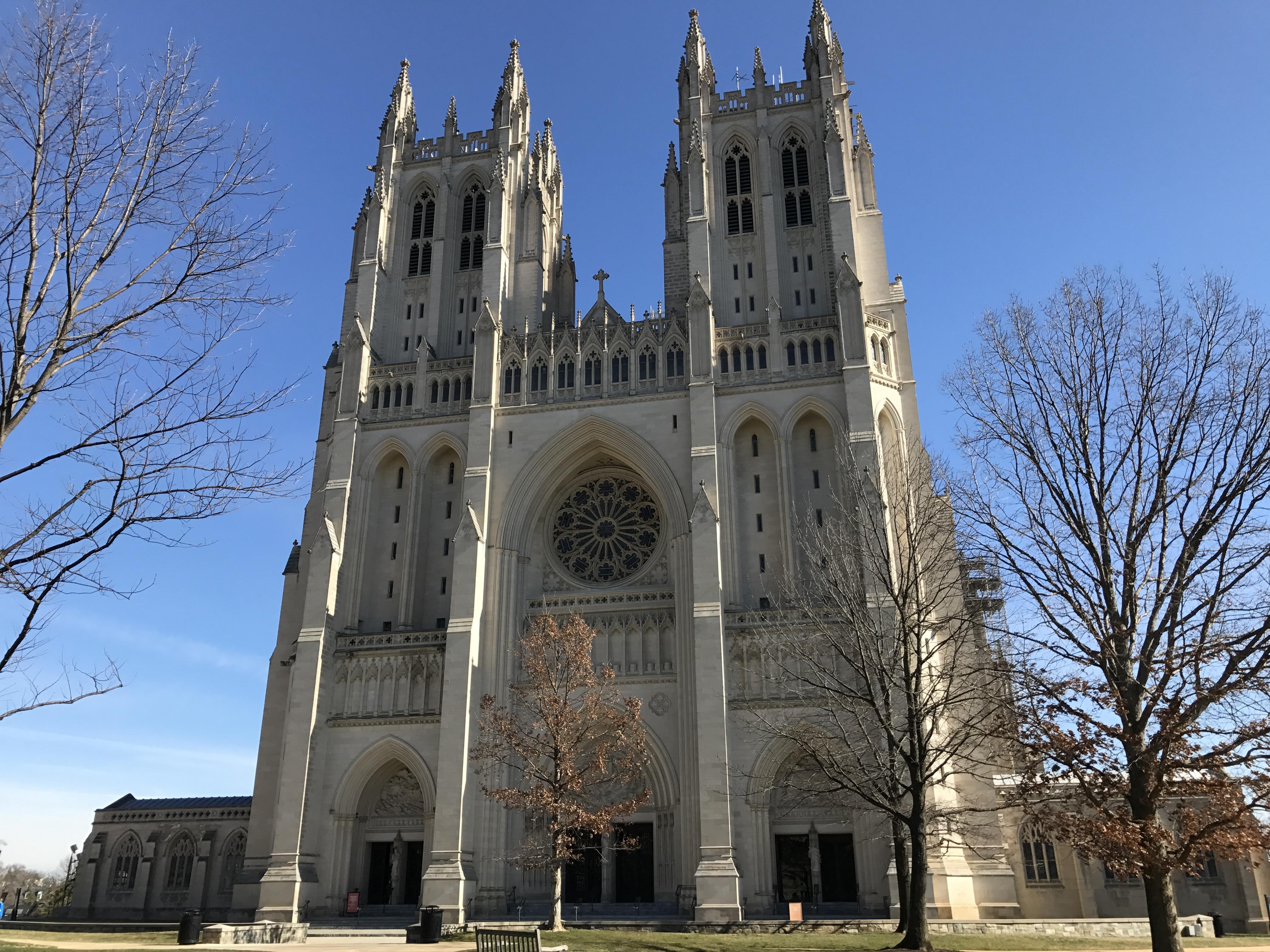 'Violent,' 'dehumanizing,' 'dangerous': National Cathedral ...