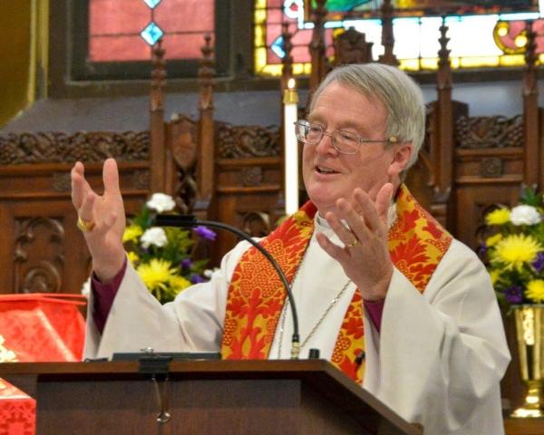 Bishop Alan Scarfe