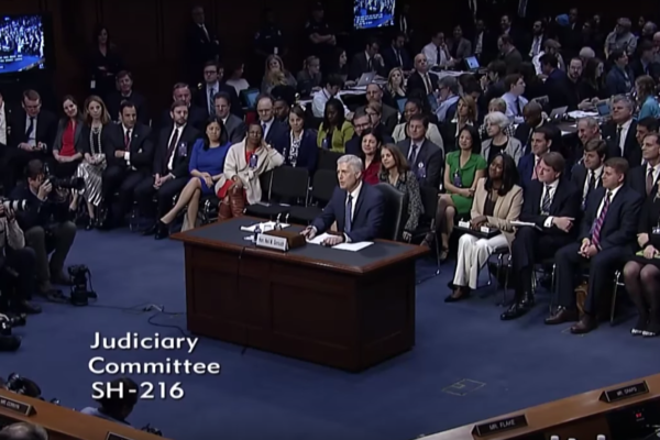 confirmation hearing