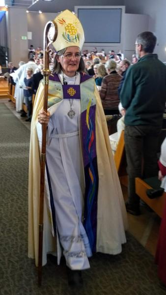 Bishop Stebbins
