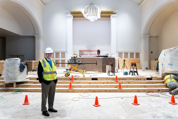 West Tennessee Church Partners With Episcopal School on Major Construction Projects