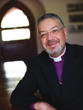 Bishop Daniel Martins