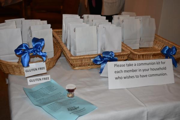 Communion kits