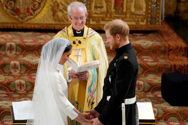 Harry, Meghan and the archbishop