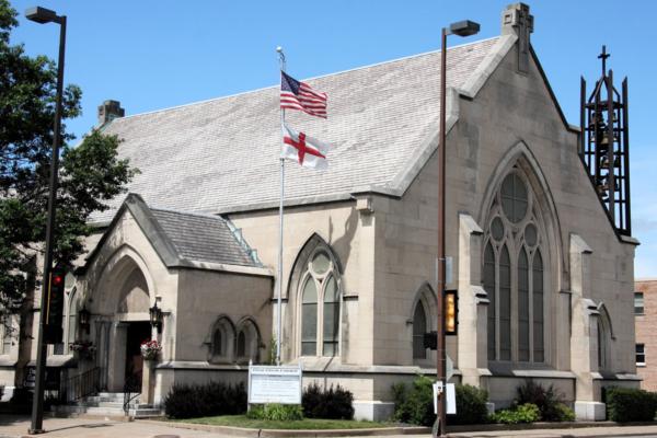 Catedral de la Iglesia de Cristo Eau Claire