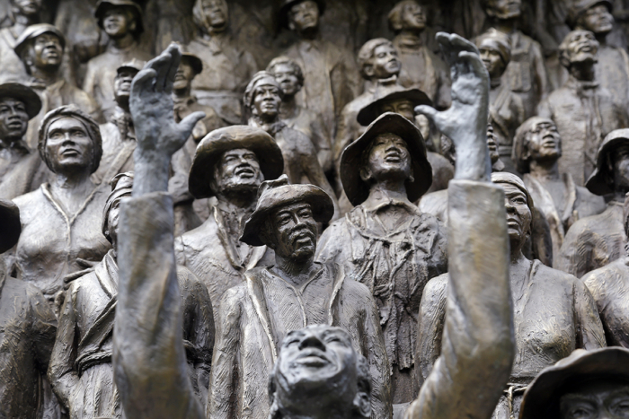 Juneteenth memorial