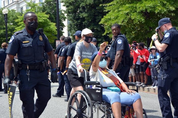 Arresto en DC